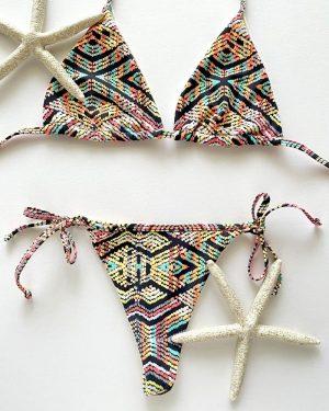 bikini para bronceado nilo