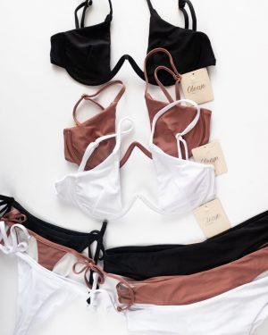 bikini bronceador santorini